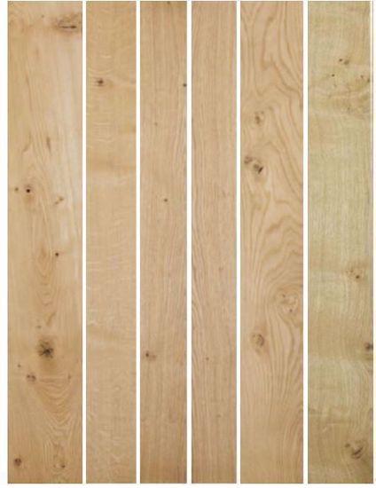 Character Grade Kiln Dried Oak from EC Forest Ltd